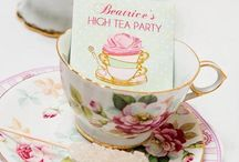 High Tea / Princess/Girly theme.