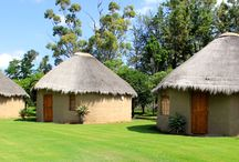 Addo Accommodation, Chrislin African Lodge, B&B / Situated in the heart of Malaria Free Addo, just 12 km from the entrance of the Addo Elephant National Park, and close to the many private reserves of the Greater Addo Region, Chrislin African Lodge, in Addo, is a tranquil retreat surrounded by Addo citrus farms. Emphasis is placed on friendly service, comfort and delicious South African food. Our traditionally built mud huts, not without modern amenities, reflect our unique natural architecture.