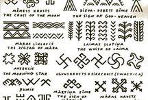 Tatuaże słowiańskie
