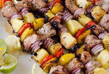 Kebabs / by Sharon O.