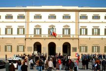 Civil Wedding Right outside of Florence / To avoid high fee at Florence City Hall, there are other towns right outside where you can celebrate your civil wedding.