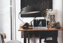 Office | Workspace | Desk / by Tamer