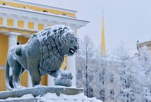 St. Petersburg, the city of the White Nights