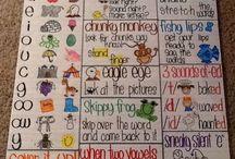 reading! kindergarten
