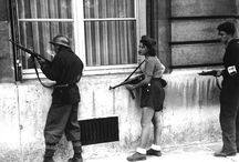 Resistance: source book  / A source book of images and resources for a (potential) novel set in the south of France during WW2. / by Kelly Gardiner
