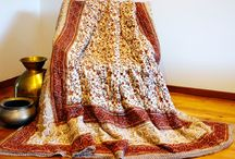 Rajasthani Rajai Quilts: Premium Collection / by Bench Original Designs