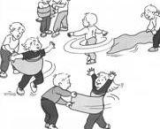 danse à l'école - maternelle