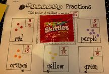 Math - Fractions / by Stacy Brown