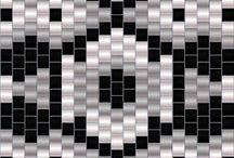 браслеты мозаичные