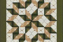 patchwork srub