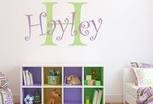 Big girl room- new house / by Kyla Trammell