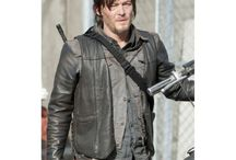 The Walking Dead Television Series Norman Reedus Vest / The Walking Dead is an American horror television drama series developed by Frank Darabont. It is based on the comic book series of the same name by Robert Kirkman, Tony Moore, and Charlie Adlard.