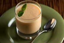 Chilled (or cold) Fruit Soups