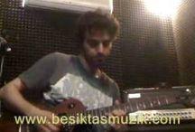#Elektro Gitar, #Electric Guitar  #Besiktas' ta Elektro gitar #Beşiktaş' music Elektro gitar