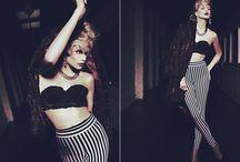 Fashion Junky / Fashion shoot