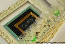 Cristalería / decodecori.blogspot.com