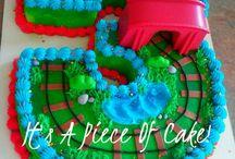 Easton's 3rd birthday party ideas