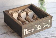 Wedding Favours Ideas / Wedding favours