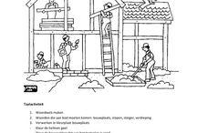 Thema bouwen, huizen, verhuizen