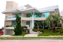 casa contemporânea