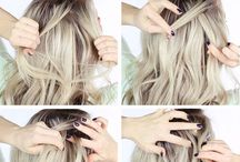 Hairstyles / something lovely to your hair