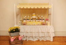 CANDY AND DESSERT BUFFET TABLES / by Mary Matovina