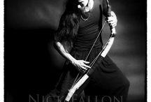 Nick Fallon - Portraiture