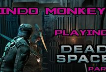 Dead Space 1 / My scary playtrough of dead space 1
