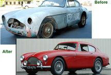 Lost, Found and Restored Cars / Every antique-automobile enthusiast dreams about finding a long-lost car in some garage or barn. A forgotten treasure just waiting for someone -- you -- to rediscover. At least that's the dream.