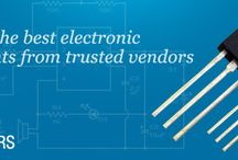 Electronic Components - Transistors Suppliers / Shruti Mechatronics  - Suppliers, Dealers and Distributor of Various types of Power Transistors like Switching, Small Signal and RF Transistors. which are used in many electronic devices.