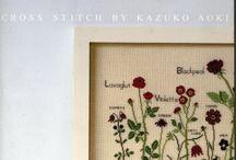 Вышивка Kazuko Aoki