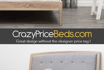 CrazyPriceBeds.com! Beds, Mattresses, Sofa Beds, Furniture, Chairs
