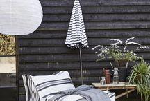 Outdoor/indoor garden / Inspo til ute- og inneområdet