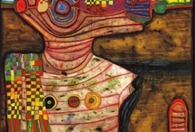 Hundertwasser artiste