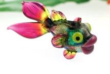 lampwork fish