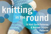 Sock Patterns Knit