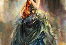 Anna Razumovskaya / Art by the artist Anna Razumovskaya