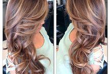 Brown hair / Tones I like