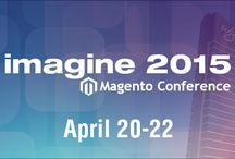 Magento Meet Up Event / Will be held on 20-22nd April. This event will be a place where more than 2000 Magento merchants, developers and partners from over 40 countries will meet. OSCprofessionals will participate in Magento's premier eCommerce event, Imagine 2015 taking place at the Wynn, Las Vegas from 20th–22nd April 2015.