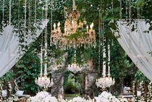 Southern/modern lux wedding