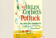 Vintage Cookbooks / A collection of vintage cookbooks from top chefs and cookbook authors.