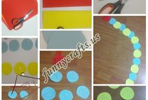 Math activities and crafts