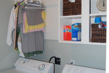 laundry room / by Dulce Elizondo