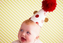 PARTY HAT HAPPINESS / Adorable Party Hats and Crowns / by Cakegirls
