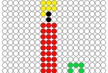 Hama Patterns