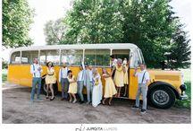 Wedding Bridal Party | Jurgita Lukos Photography / #Bridesmaids and #Groomsmen  from weddings as photographed by Jurgita Lukos www.jurgitalukos.com #Liudininkai #Pamergės #Pabroliai #Vestuves #VestuviuFotografas