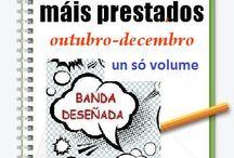 Máis prestados BDteca -un só volume- OUTONO 2014 / Os máis prestados da BDteca -un só volume- na Biblioteca Ánxel Casal. OUTUBRO-DECEMBRO
