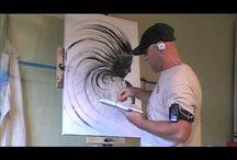 Art- painting techniques