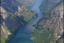 fiordi norvegesi