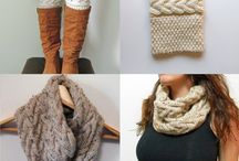 Knitting or Crochet / easy knitting. easy crochet. knitting patterns. crochet patterns.